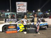 Glenski Survives For 1st Late Model Win Of The Season At Florence