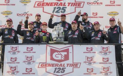 Ty Gibbs Is Perfect In Return To The Monster Mile