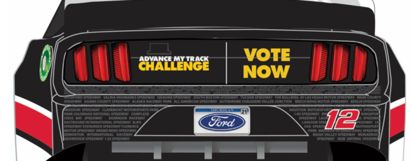 """Six NASCAR Advance Auto Parts Weekly Series Tracks To Compete In """"Advance My Track Challenge"""" For $50,000"""