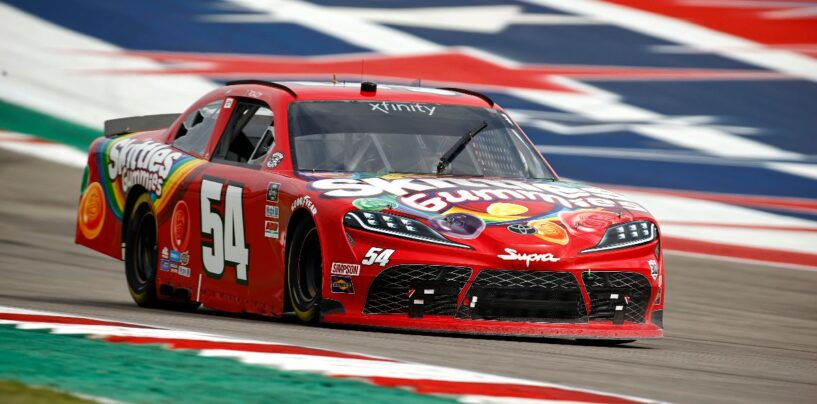 Kyle Busch Races To Pit Boss 250 Victory In NASCAR Xfinity Series At Circuit Of The Americas