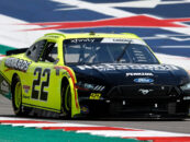 Austin Cindric Quickest In Xfinity Series Practice; Zane Smith Leads Camping World Truck Series Session Friday At Circuit Of The Americas