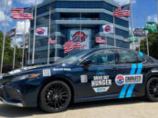 Charlotte Motor Speedway, Blue Cross NC Work Together To Drive Out Childhood Hunger In Greater Charlotte Area