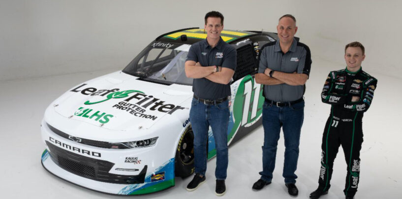 Kaulig Racing To Compete Full-Time In The NASCAR Cup Series With Justin Haley In 2022