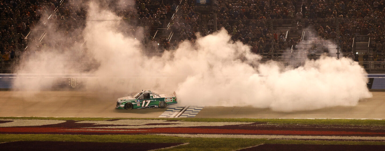 Ryan Preece Wins In NASCAR Camping World Truck Series Debut At Nashville