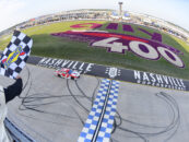 Kyle Larson Continues Hot Streak By Winning First NASCAR Cup Series Race At Nashville Superspeedway