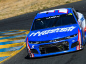 Kyle Larson Races To Dominating Victory At Toyota/Save Mart 350 Sunday At Sonoma Raceway