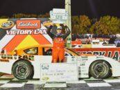 Kaden Honeycutt Gets Redemption In A Dominating Fashion At Langley Speedway
