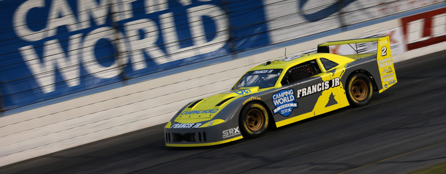 All Ernie Francis Jr., Does Is Win; 7-Time Trans Am Champion Wins At Lucas Oil Raceway