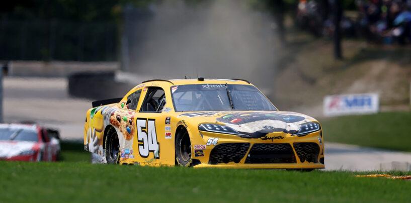 Kyle Busch Wins Again In NASCAR Xfinity Series Debut At Road America