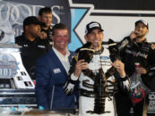 Aric Almirola Shakes Up NASCAR Cup Playoff Standings With Unexpected Win At New Hampshire
