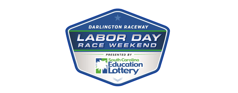 Darlington Raceway & The South Carolina Education Lottery Partner on Presenting Sponsorship of Darlington Raceway Labor Day Race Weekend Presented By The South Carolina Education Lottery