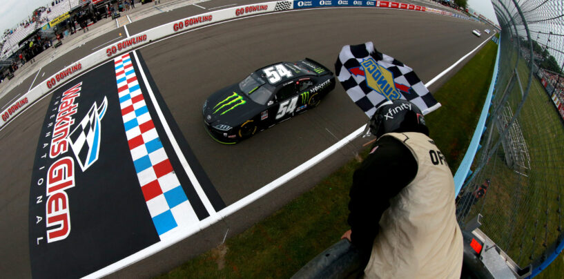 Phenom Ty Gibbs Continues To Impress With Third Xfinity Series Win In 10 Races