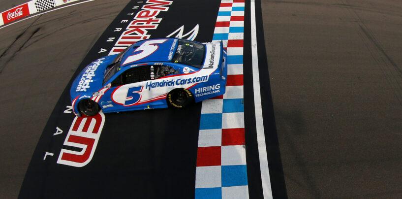 Kyle Larson Returns To Winning Ways At Watkins Glen
