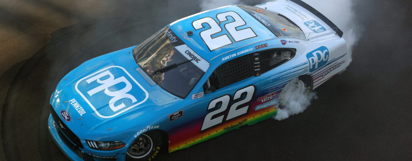 Austin Cindric Fulfills Dream With Win At Indianapolis Motor Speedway Road Course