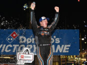 Sheldon Creed Opens 2021 NASCAR Camping World Truck Series Playoffs With Win At Gateway
