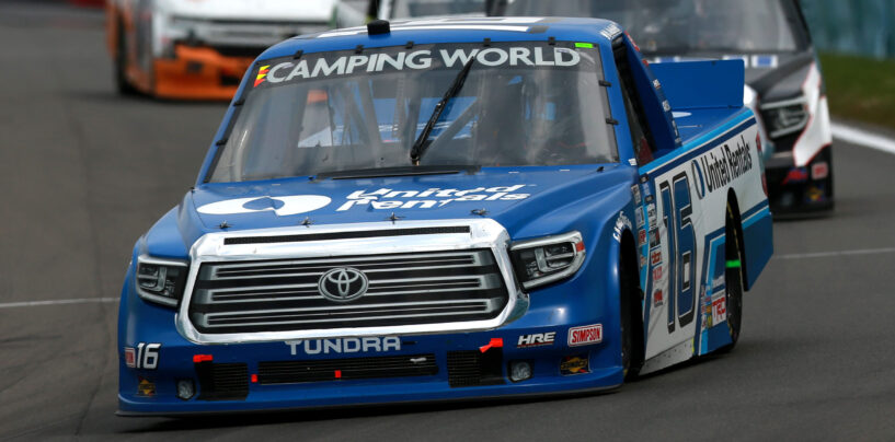 Austin Hill Wins Rain-Shortened Race In NASCAR Camping World Truck Series Return To Watkins Glen