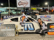 McDowell Dominates For 1st Win Of 2021 At Florence