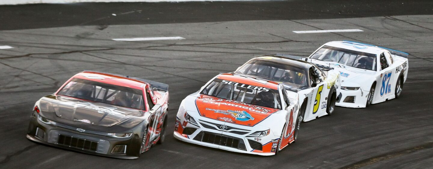 Sellers Sweeps Saturday Late Model Stock Car Twinbill At South Boston Speedway