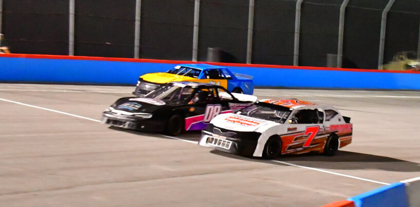Joseph Pittman Wins Attrition Contest In Summer Nationals At Goodyear All American Speedway