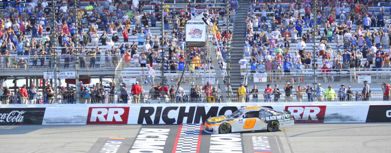 Noah Gragson Survives Late-Race Restarts To Win At Richmond Raceway