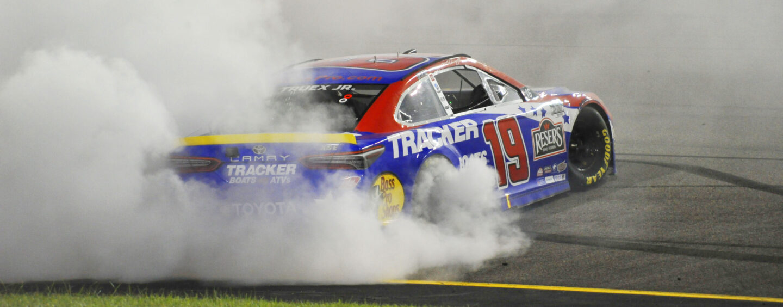 Martin Truex Jr. Tops Joe Gibbs Racing Teammates To Win In Richmond