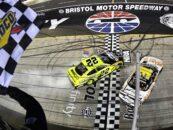 AJ Allmendinger Triumphs At Bristol, Wins Xfinity Regular-Season Crown In Slugfest
