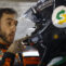 Tempers Flare Between Playoff Contenders, Kevin Harvick And Chase Elliott At Bristol