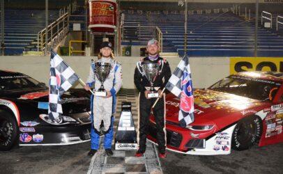 Bobby McCarty And Carson Kvapil Win At South Boston, Both Securing 2021 Championships