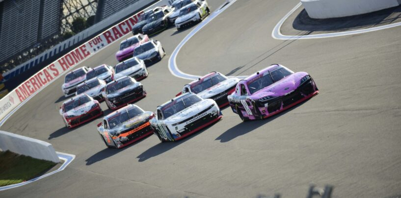 PHOTOS: 2021 NASCAR Xfinity Series Drive For The Cure 250 Presented By BlueCross BlueShield Of NC At Charlotte Motor Speedway