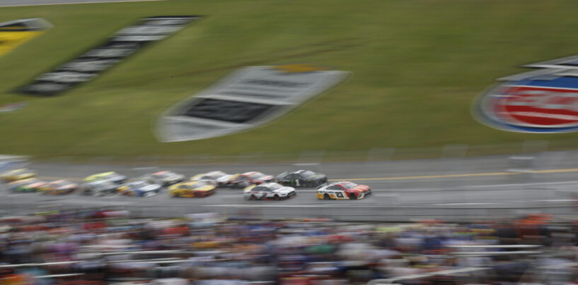 One For The History Books: Bubba Wallace Wins The YellaWood 500 At Talladega Superspeedway