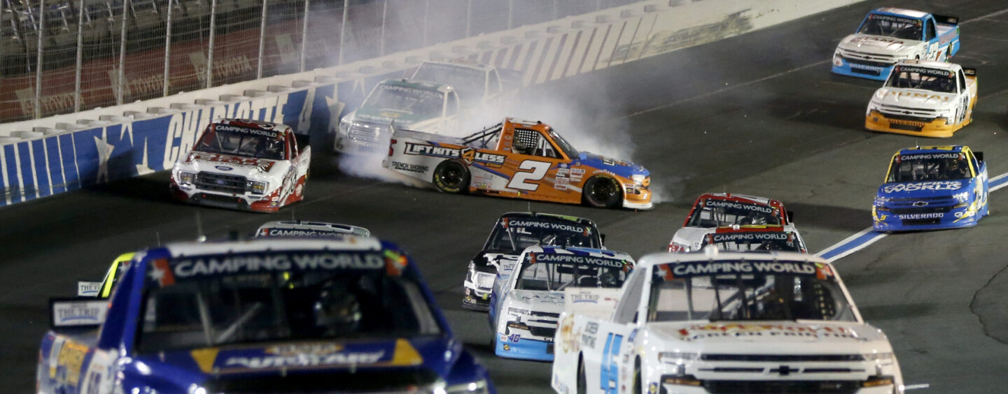Memorial Day Weekend Triple-Header, Pivotal Xfinity Playoff Showdown Return To America's Home For Racing In 2022