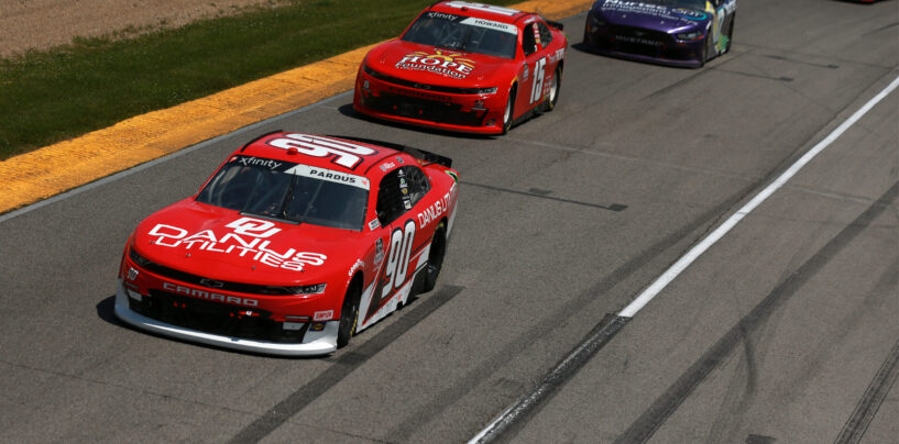 Sports-Car Champ Pardus To Make Oval Debut At Martinsville