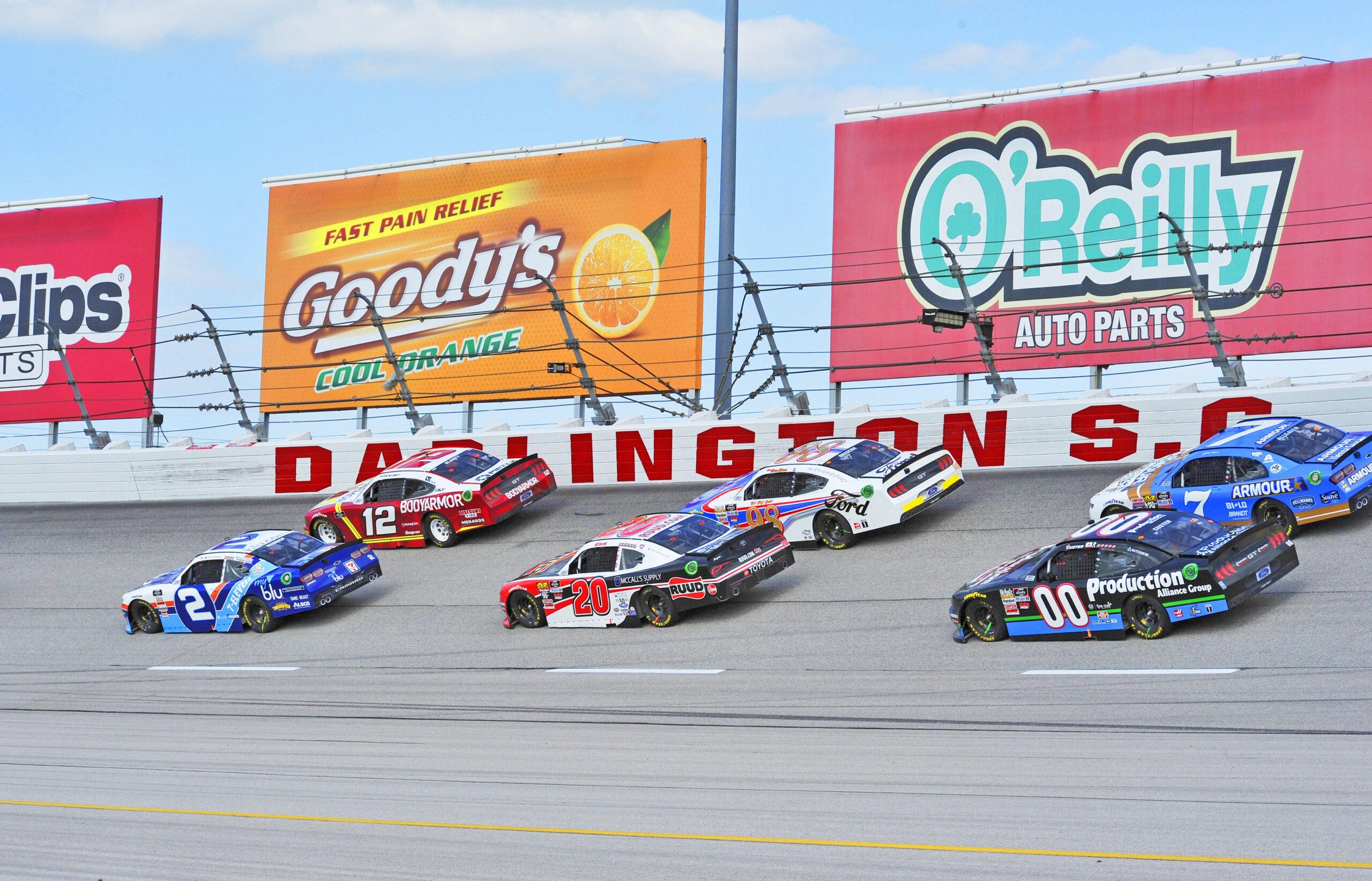 Road Courses, New Venues Highlight 2021 NASCAR Xfinity ...